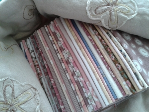 embroidered backing fabrics